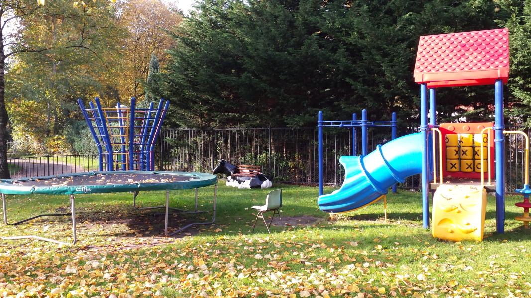 Speeltuin gezin kids camping vakantieoord Veluwe Stroe