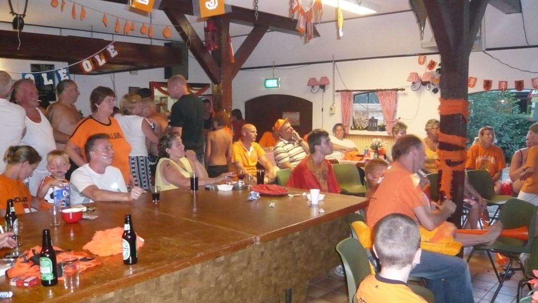 Feest evenement oranje stroe veluwe ruimzicht