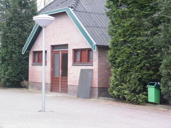 Kantine Ruimaanzicht Store campingkantine kantina