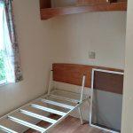 slaapkamer 2 met 2×1persoons bed